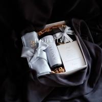 bestman box bridesmaid box groomsmen set PESANAN KHUSUS