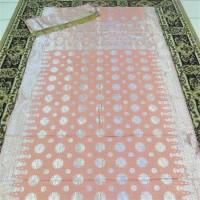 kain songket khas palembang ATBM set salem kombinasi cantik manis
