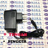 adaptor 9v 1a / power supply 9 volt 1 ampere