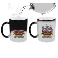 Gelas Mug Unik Cocok Buat Hadiah Ulang Tahun - Mug Bunglon - By Crion