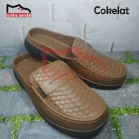 Sepatu Sandal/Sendal Karet ATT ABK 581 Pria/Cowok Dewasa