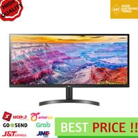 "Monitor Ultrawide LG 34WL500-B 34WL500 34"" Full HD IPS with HDR10 21:9"