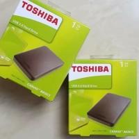 Harddisk HDD Eksternal Toshiba 1TB Garansi Resmi