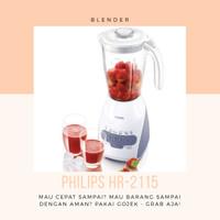 BLENDER PHILIPS HR-2115 PLASTIC JAR MIKA
