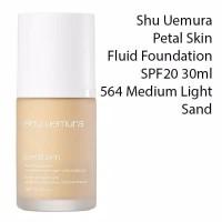 Shu Uemura Petal Skin Fluid Foundation SPF20 30ml - 564 Medium Light S
