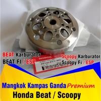 MANGKOK KAMPAS GANDA Beat Fi Beat ESP kampas ganda Honda scoopy fi