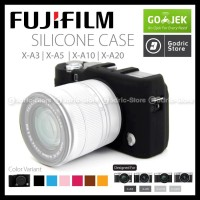 SILICONE FUJIFILM X-A3 / X-A5 / X-A10 / X-A20 / XA3 XA5 XA10 XA20