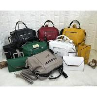 Tas Hand Bag Guess Import Set Untuk Wanita Tas Selempang Classy Promo!