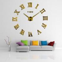 Jam Dinding Jam Besar Jam Raksasa DIY-106 Giant Wall Clock 80-130cm