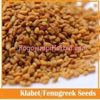 Big Seller!! 100G Klabet / Hulbah / Fenugreek Seeds Terlaris!!!
