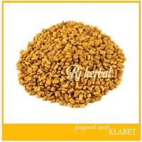 Big Seller!! 500 Gram Biji Klabet / Fenugreek Seeds - Pelancar Asi