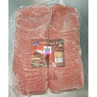 Smoked Beef KANZLER @1kg - VALUE PACK