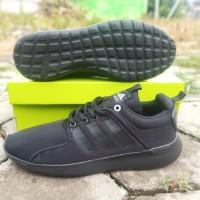 Sepatu Adidas Cloudfoam Lite Racer Premium Original Running Sport