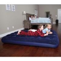 New Sale Bestway 67002 Kasur Angin Double Biru 191Cm X 137Cm / Air Bed