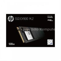 HP SSD EX900 M2 PCIE 500GB with NVMe 1.3