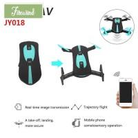 Drone UAV APP Remote WiFi JY018 Aircraft Foldable 2.0MP Speed