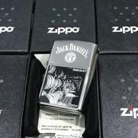 ZIPPO LIGHTER / MANCIS KOREK API ZIPPO ORIGINAL - JACK DANIELS 29178