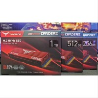 Dijual TEAM CARDEA 1TB II M 2 NVME SSD PCIE GEN 3 0 x4 WITH THICK CO