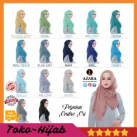 Pashmina Ombre Hijab Pashmina Jilbab Pashmina Kerudung Khimar A68