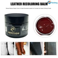 Leather Repair Filler Compound Polish Rich Glossy Shine Wax Protectio