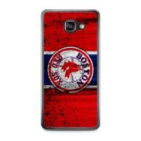 Hardcase Samsung Galaxy A9 Pro Boston Red Sox Grunge Baseball Clu