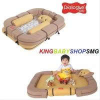 Dialogue Kasur Baby 3 in 1 Baby Mattress Cute Series DGK-9104 - Oran