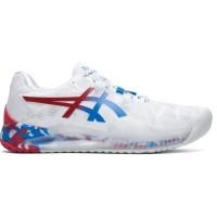 Sepatu tenis tennis shoes asics gel resolution 8 limited edition