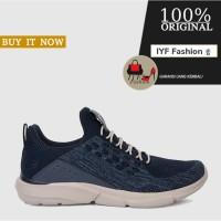 Sepatu Sneakers Original Sepatu Skechers Ingram - Navy