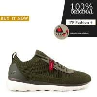 Sepatu Sneakers Original Sepatu Skechers Bulger - Olive