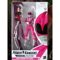Power Rangers Lightning Collection Mighty Morphin Pink Ranger MIB MMPR