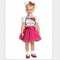 Dress Anak HELLO KITTY KD575