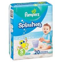 Pampers Splashers Swim Diaper Popok Renang Size 3-4
