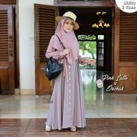 Gamis wanita Giza/Dress muslim/Gamis wanita/Gamis pesta/Gamis pastel