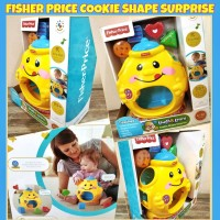 Fisher Price COOKIE SHAPE SURPRISE Mainan Anak Baby Kids Toys