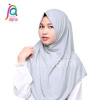 Hijab Pashmina Instan Syifa Abu Muda Non Pet Jilbab Afra Arfa