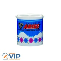 CAT TEMBOK ARIES SUPER WHITE PAIL 20KG