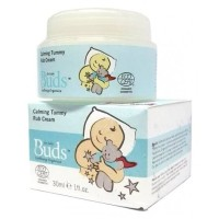 Buds Soothing Organic Calming Rub Cream