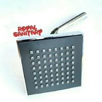 Shower Tembok Plastik Minimalis/Wall Shower 4 inch 606