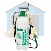 pressure sprayer yoto 9L alat semprot bertekanan penyemprot air 9liter
