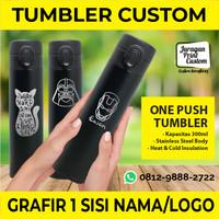 Tumbler Custom Grafir 1sisi Termos Souvenir Botol Minum HC371
