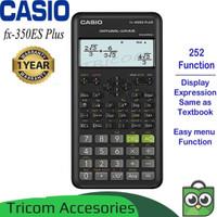 Kalkulator Scientific Casio FX-350ES PLUS Calculator Ilmiah