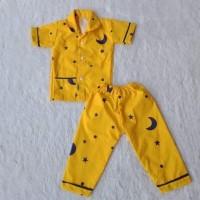 Piyama Anak 0-5 Tahun / Piyama Anak Karakter BINTANG KUNING