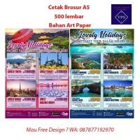 Cetak Brosur A5