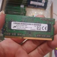 Ram ddr3 4GB MICRON memori sodimm laptop DDR3L PC3L 1.35v low voltage