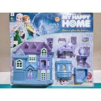 Mainan Anak MY HAPPY HOME FROZEN Mainan Perabotan Rumah Rumahan BARU!
