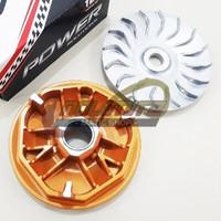 Pulley CVT Rumah Roller Racing TDR Gold Teflon Yamaha XMAX