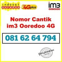Nomer cantik Indosat kartu perdana im3 10 digit rapih pilihan 4G 4794