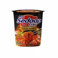 Mie Sedaap Cup Korean Spicy Chicken Pop Mie Gelas