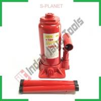 SPlanet Dongkrak Botol DOMAX 5 Ton Dongkrak Mobil Truk Hydraulic