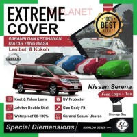 SPlanet Body Cover Cover Mobil Sarung Mobil Nissan Serena